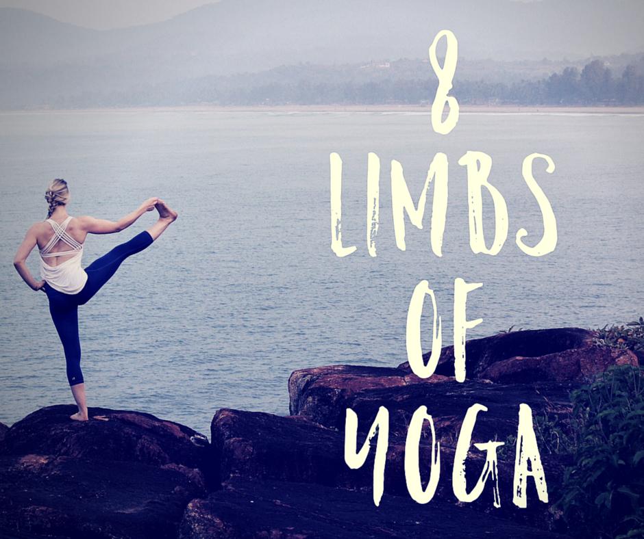 The Eight Limbs Of Ashtanga Yoga Series Yamas