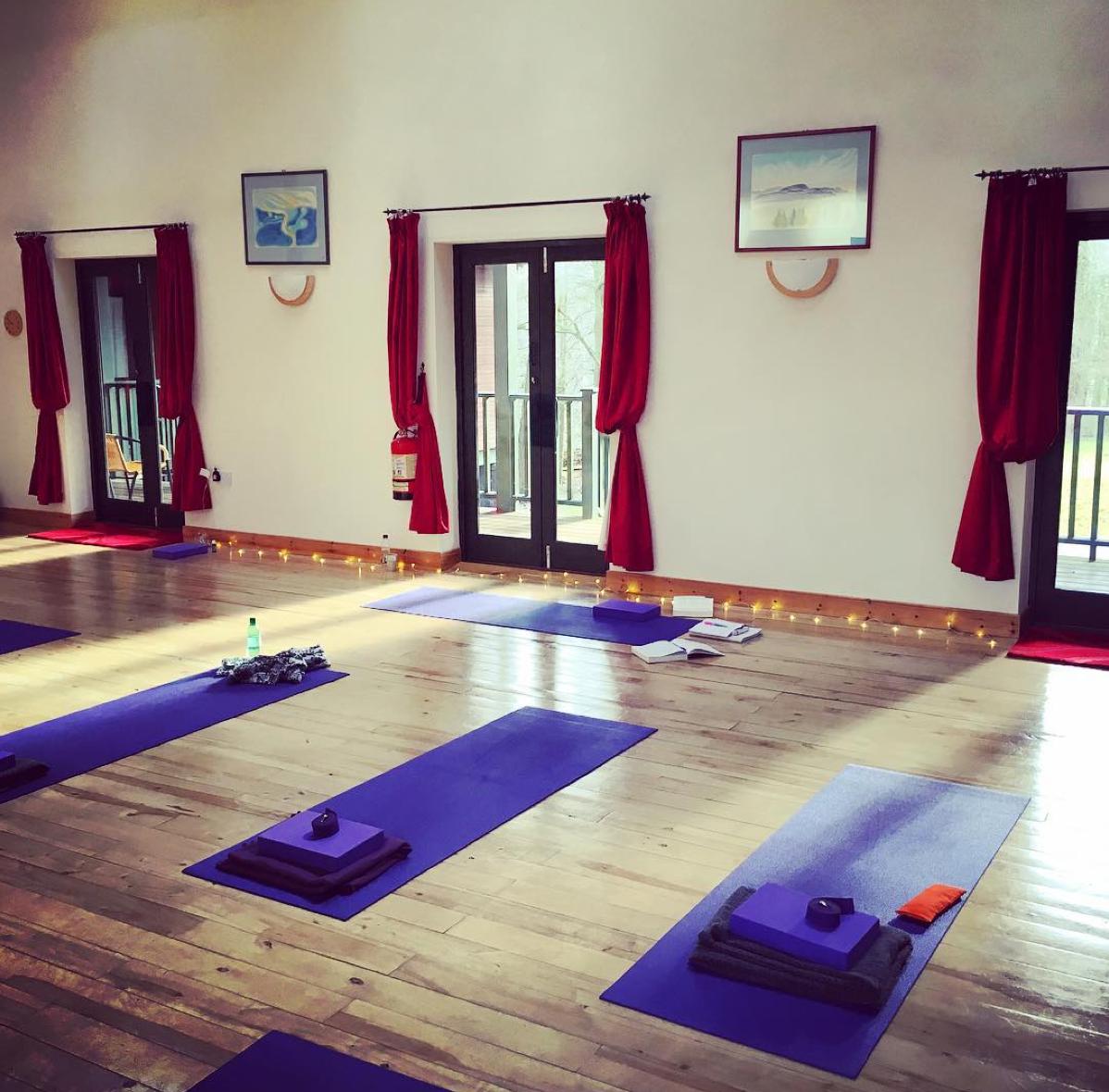 Yoga Hero Retreat Cumbria