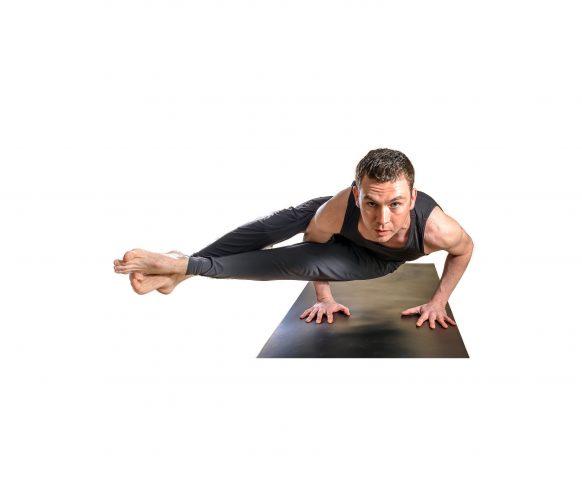 Slava Astavakrasana Rocket Yoga Leeds