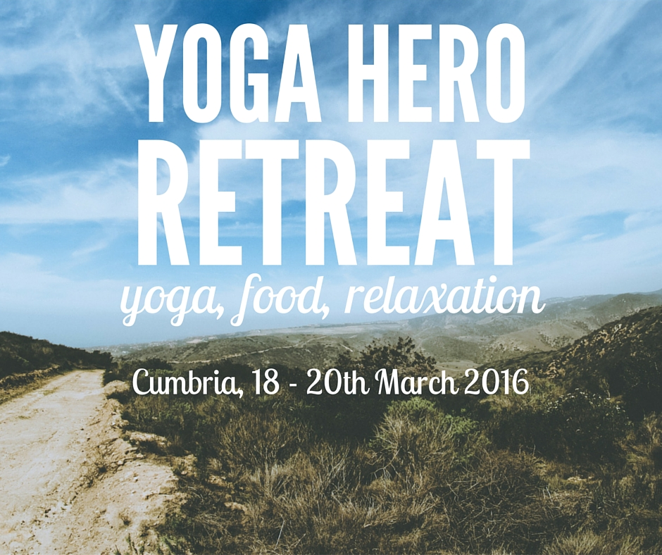 YOGA HERO Retreat