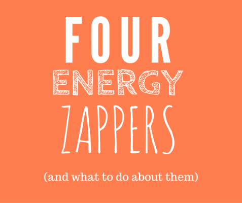 FOUR ENERGY ZAPPERS