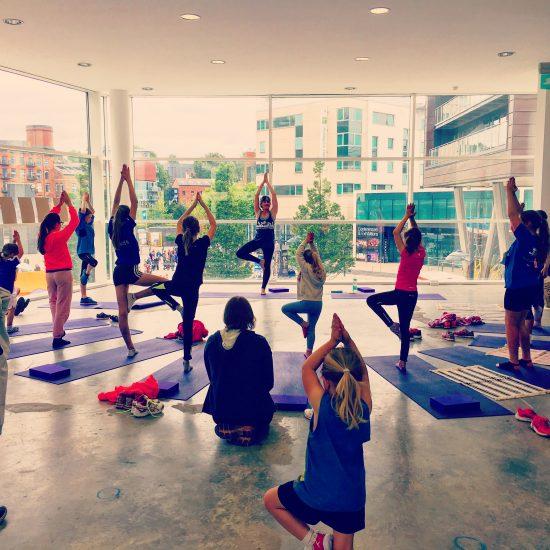 Family Yoga Workshop Leeds