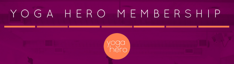 Yoga Hero Membership