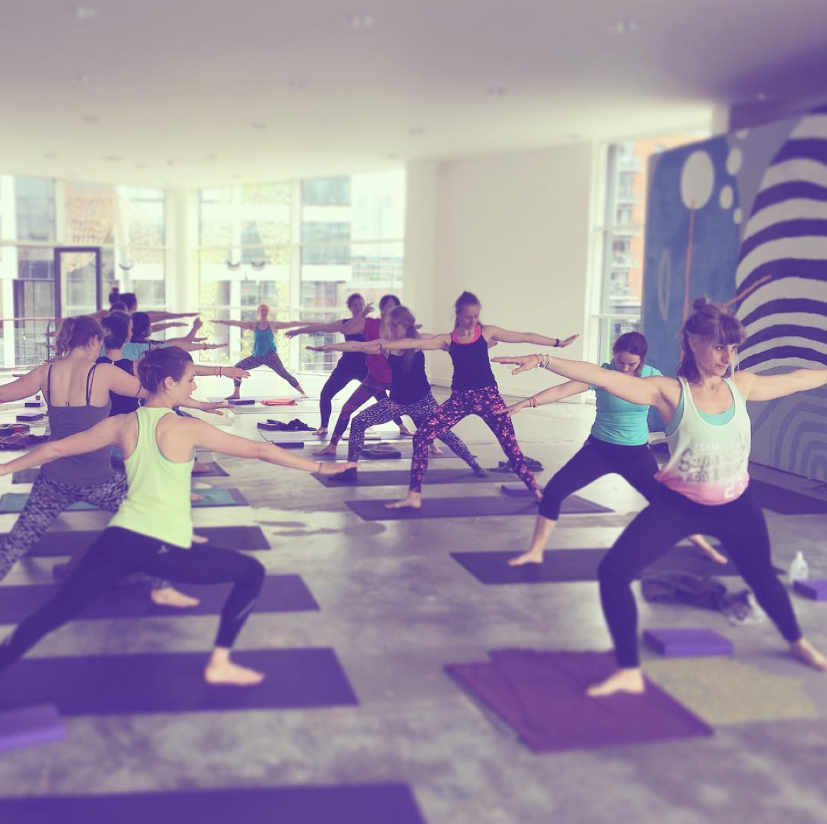 Hen Party Yoga
