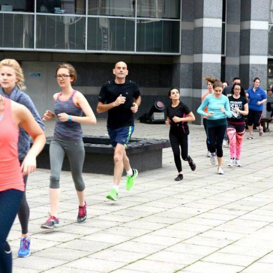 Roga Workshop: Running & Yoga