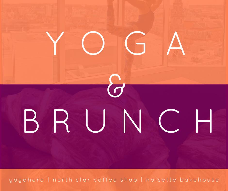 Yoga Brunch With Yoga Hero North Star Coffee Shop