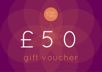 Yoga Hero Gift Voucher £50