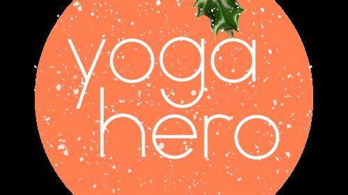 Yoga Hero Advent