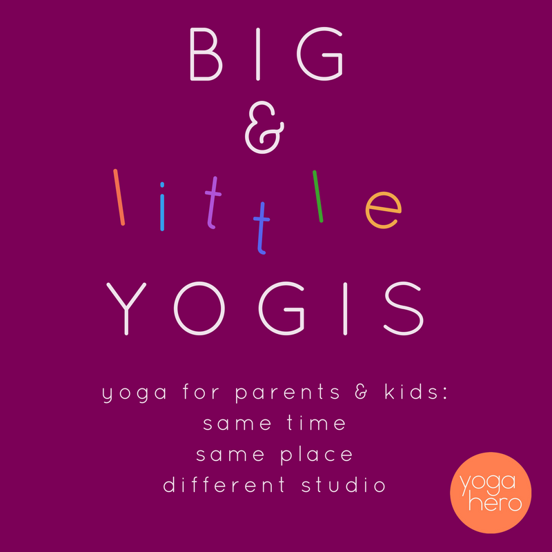 Big & Little Yogis