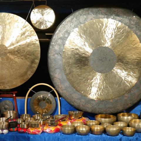 Gong Sound Bath