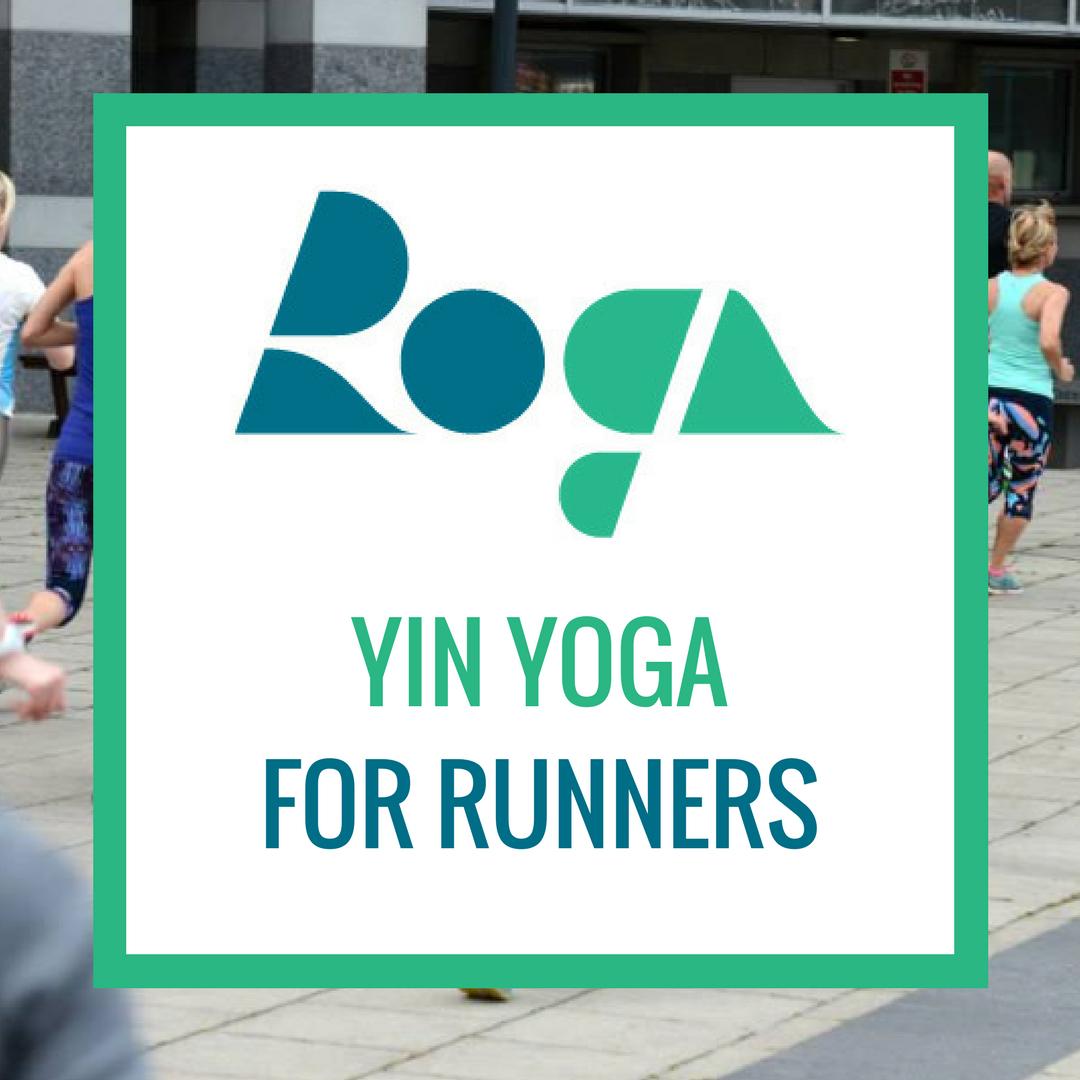 Roga Workshop Yin Yoga for Runners Image