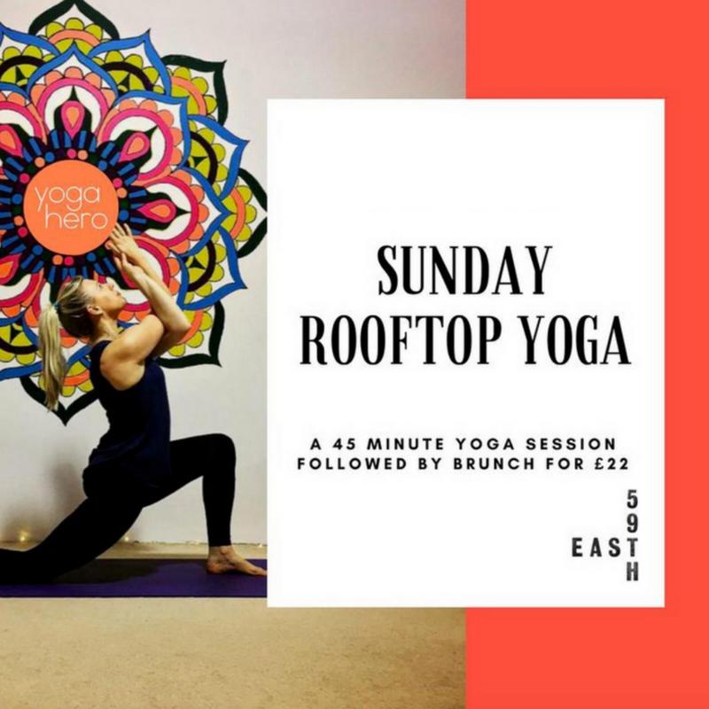 Yoga Brunch Leeds