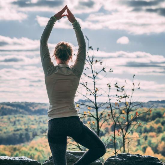 Summer into Autumn Yoga Workshop