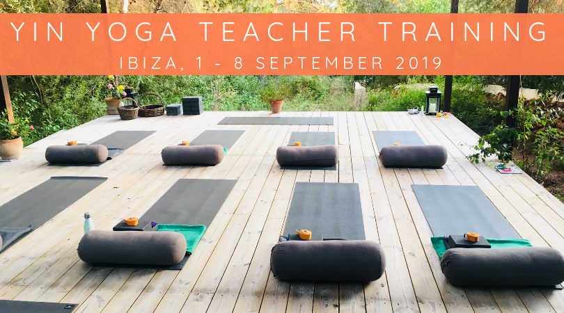 YIN YOGA TEACHER TRAINING IBIZA 2019