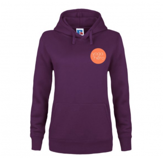 Yoga Hero Hooded Sweatshirt