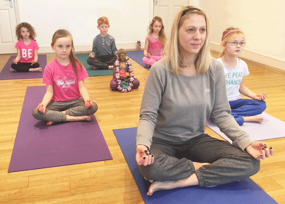 Children Do Yoga Teacher Training Course