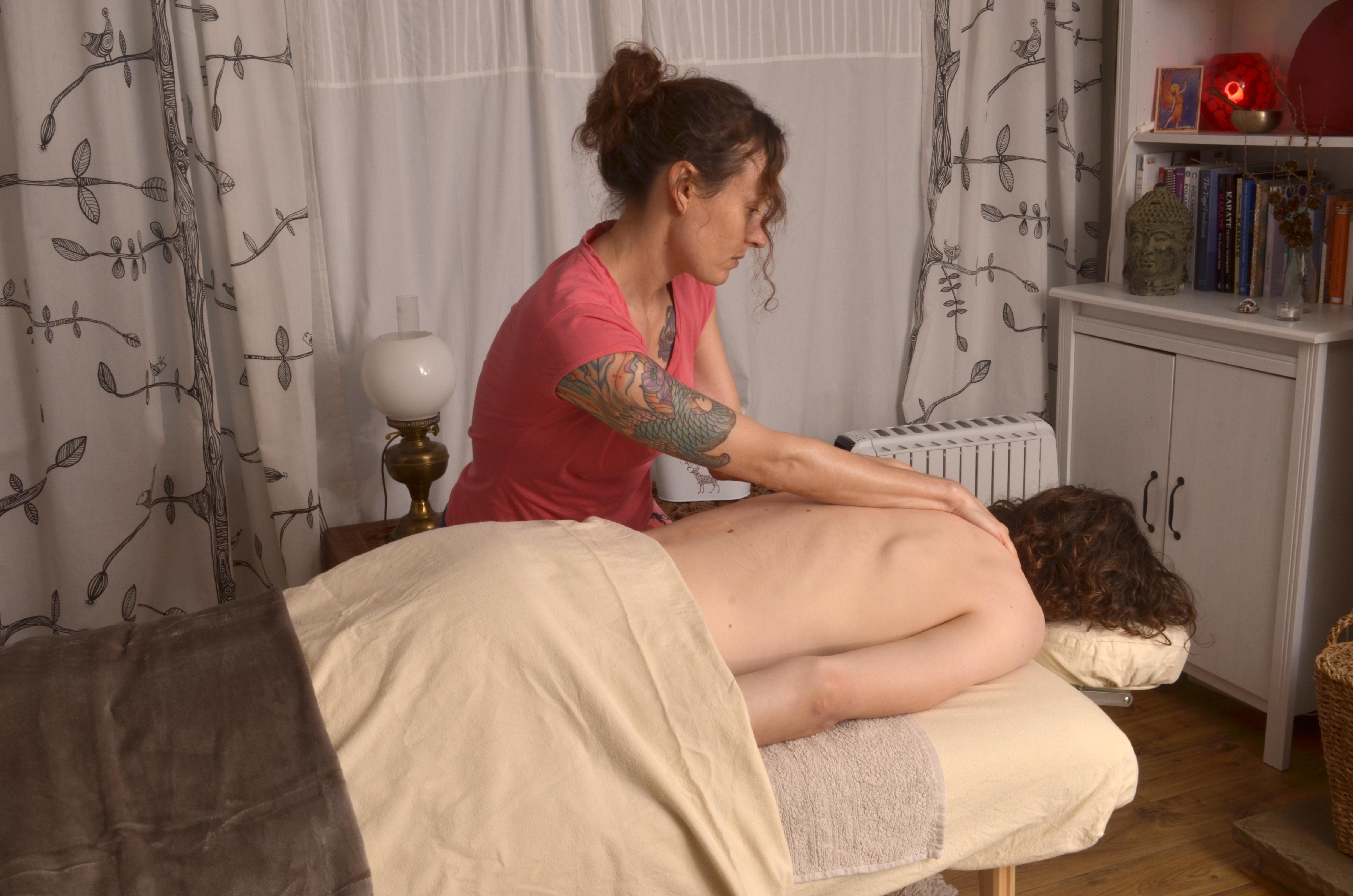 Jeni Matthewman Shoulder Massage