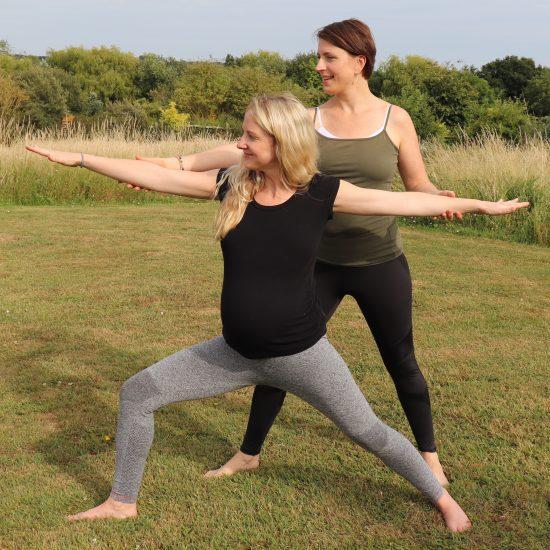 Teaching Yoga to Pregnant Students