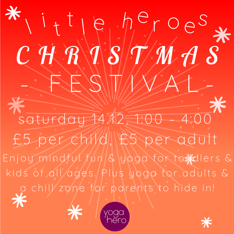 Little Heroes Christmas Festival