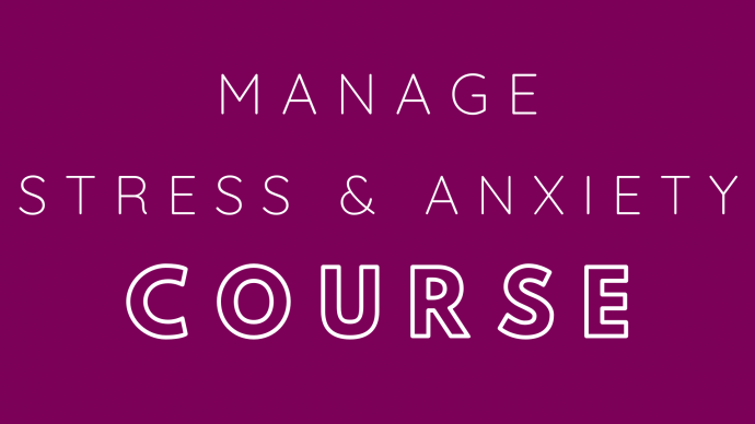MANAGE STRESS ANXIETY COURSE YOGA HERO