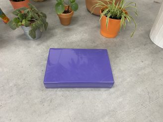 Yoga Block_Purple