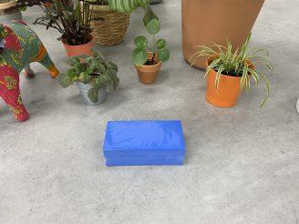 Yoga Brick_Royal Blue