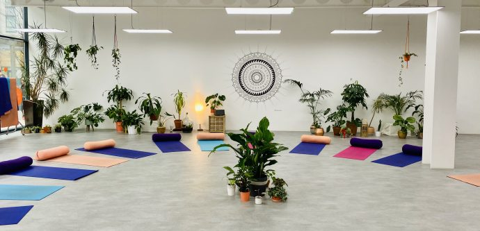 Yoga Hero reopening